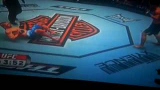 UFC Undisputed 2009 PS3 Part 2 (ending)