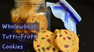 Cookie recipes . Biscuit with Tutti frutti, Snacks for kids ( Tips that will make you a baking Whiz)