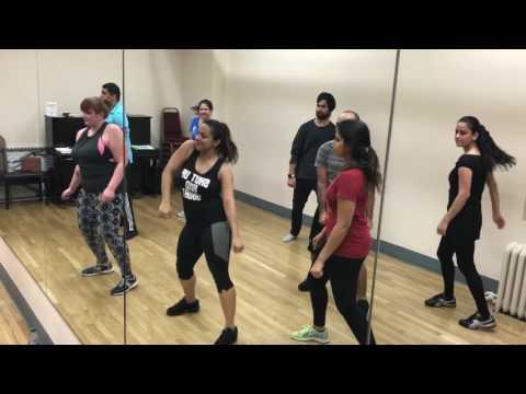 Soni de nakhre| Naach Xpress| Bollywood Funk NYC