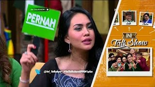 Mang Saswi Ajak Kartika Putri Selfie - Ini Talk Show 27 April 2016