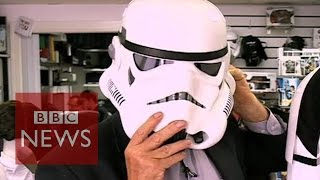 Star Wars: Stormtrooper still storming, 38 years on