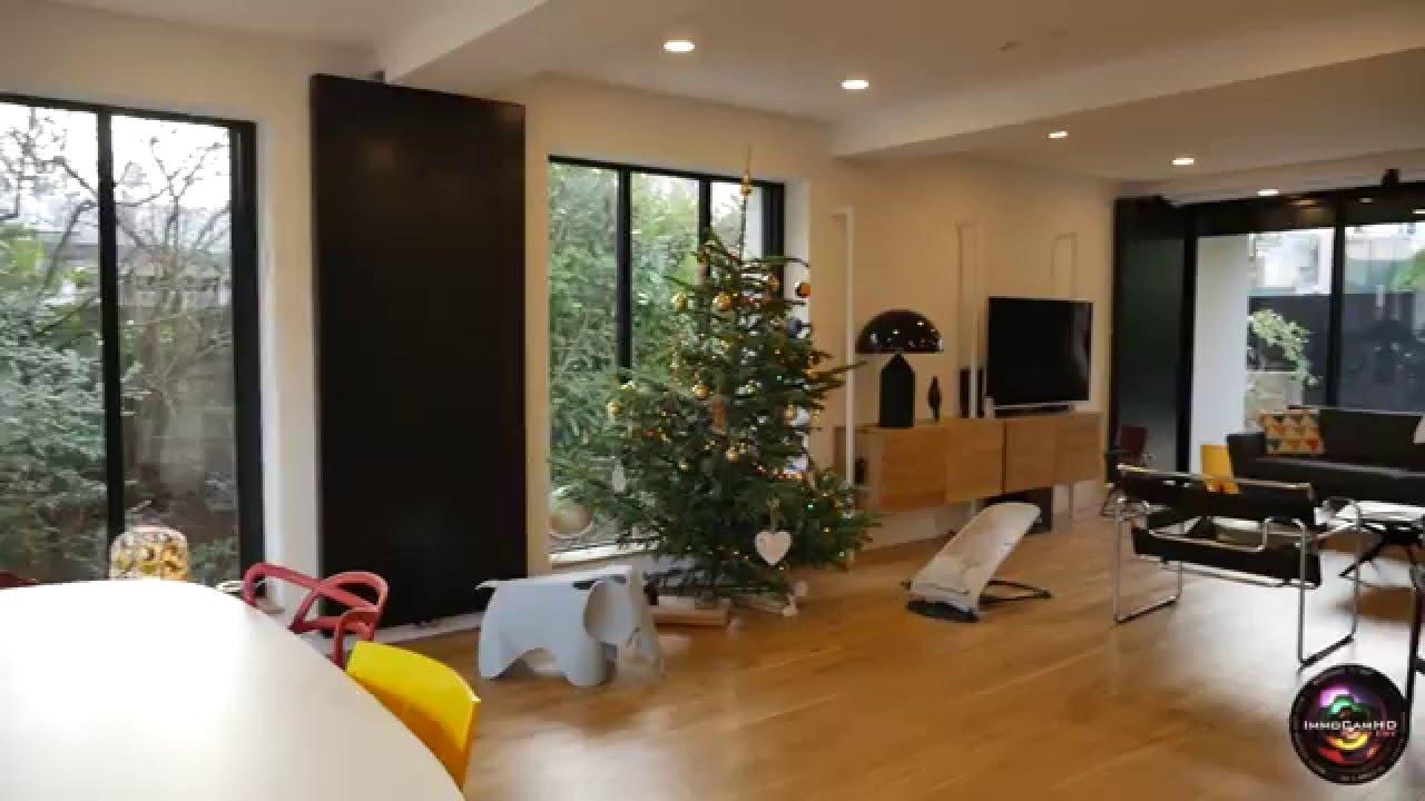 nancy maison d 39 architecte ann es 50 250m youtube. Black Bedroom Furniture Sets. Home Design Ideas