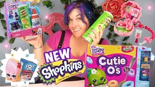 30 MINUTES OF NON-STOP SHOPKINS UNBOXING!
