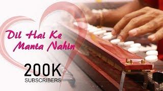 Dil Hai Ke Manta Nahin Banjo Cover | Bollywood Instrumental | By Music Retouch