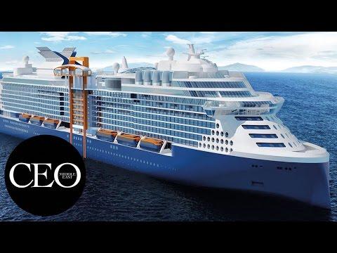 Inside the US$1 billion Celebrity Edge super cruise