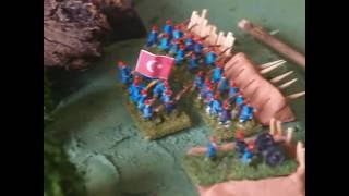1877 : russo-turkish war - a principle of war battle report