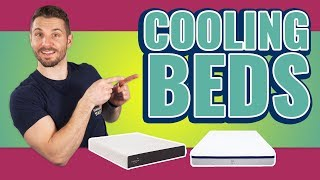 Best Cooling Mattress For Hot Sleepers 2019 (TOP 5 BEDS)