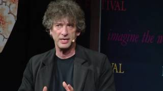 Download Hay Festival 2017: Neil Gaiman and Stephen Fry - Myth Makers Mp3