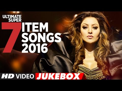 Ultimate Super 7 Item Songs 2016 | Latest Item...