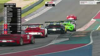 Race 1 - 2021 Porsche Carrera Cup North America At Circuit of The Americas