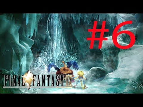 Guia Final Fantasy IX (PS4) - 6 - La Caverna del Hielo