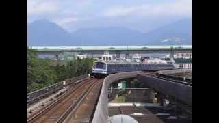 台北捷運 淡水線・新店線321型 圓山駅入線