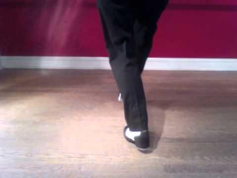 Tap 365 - Step Shuffle Ball Change Step Toe Dig Step Ball Change