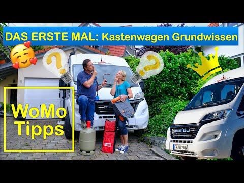 Das Erste Mal 🥰: Kastenwagen Grundwissen am Beispiel unseres Malibu Van