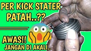 Video CARA Ganti Per KICK STATER/ Per engkol/Per Slah download MP3, 3GP, MP4, WEBM, AVI, FLV Agustus 2018