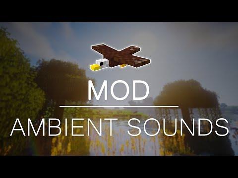 1 8 9] Ambient Sounds Mod Download | Minecraft Forum