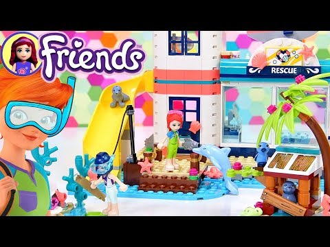 lego-friends-lighthouse-rescue-center-set-build-silly-play