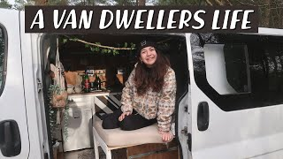 Van Life UK | A Day in the Life of a Solo Female Van Dweller