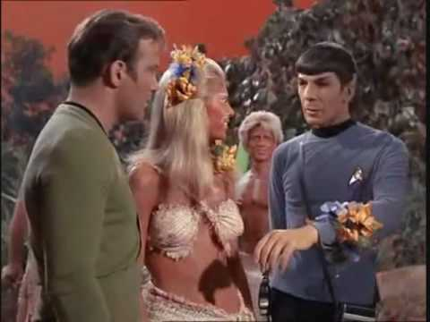 Funny Spock Lines and Moments from Season 2
