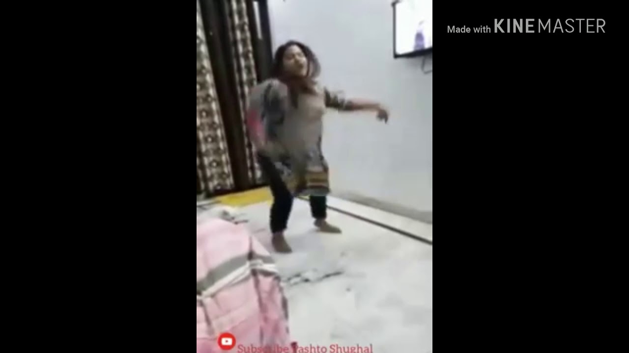 Download Pathan Hot Aunty Dance in Room