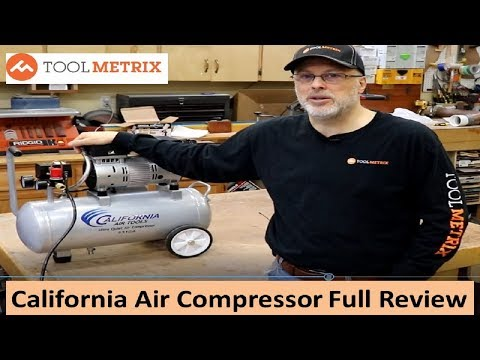 California Air Compressor: The Good, Bad And Ugly