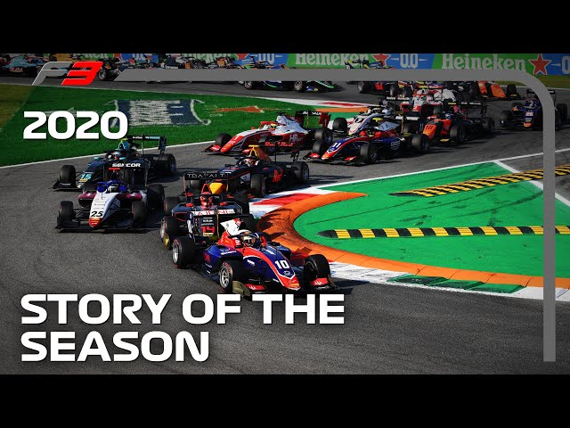 Formula 3: 2020 Season Highlights
