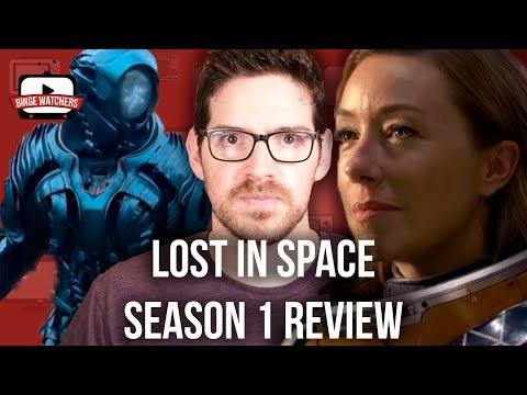 Lost In Space Season 1 Review | Netflix 2018 (Spoiler Free)