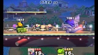 MM#11 - Yomi (Charizard) vs hand (Ivysaur) - Project M Grand Finals