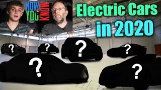 In Depth: What EV Models are coming in 2020?