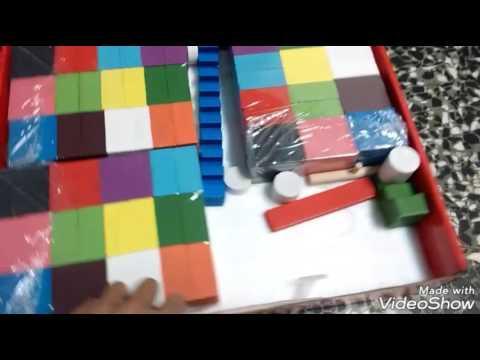 360 Wood Dominoes!