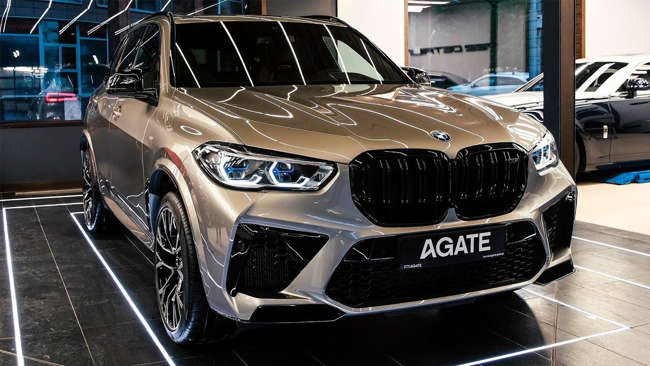 2020 BMW X5 M - Sound, Interior and Exterior Review