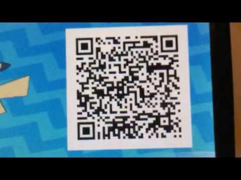 Ash Pikachu Qr Scan Youtube