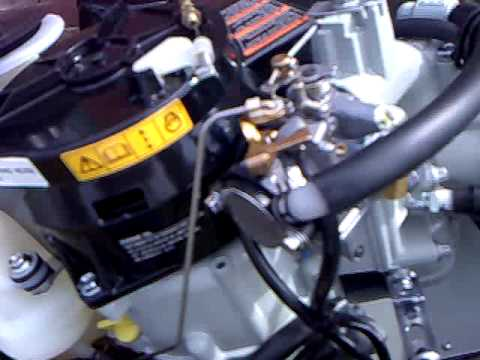 Suzuki 6 Hp Fourstroke Outboard Engine Youtube