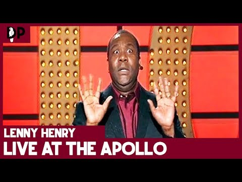 Lenny Henry | Live At The Apollo | Season 4 | Dead Parrot