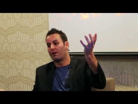 Kieran Harte (Uber - Ireland) at Startup Grind Limerick