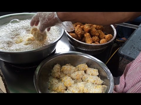 Asian Street Food, Fast Food Street in Asia, Cambodian Street food #238