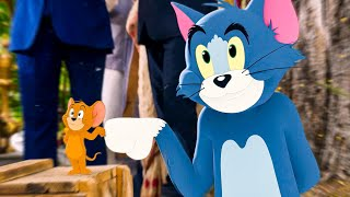 TOM & JERRY: 7 Minutes Clips + Trailer (2021)