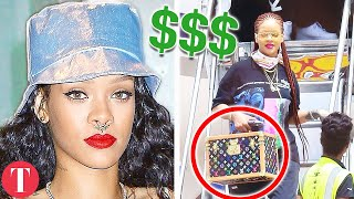 20 Things Rihanna Spends Her Millions On