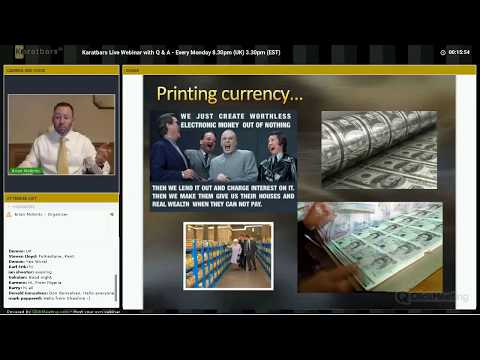 Karatbars Gold New Presentation / Live Webinar September 2017