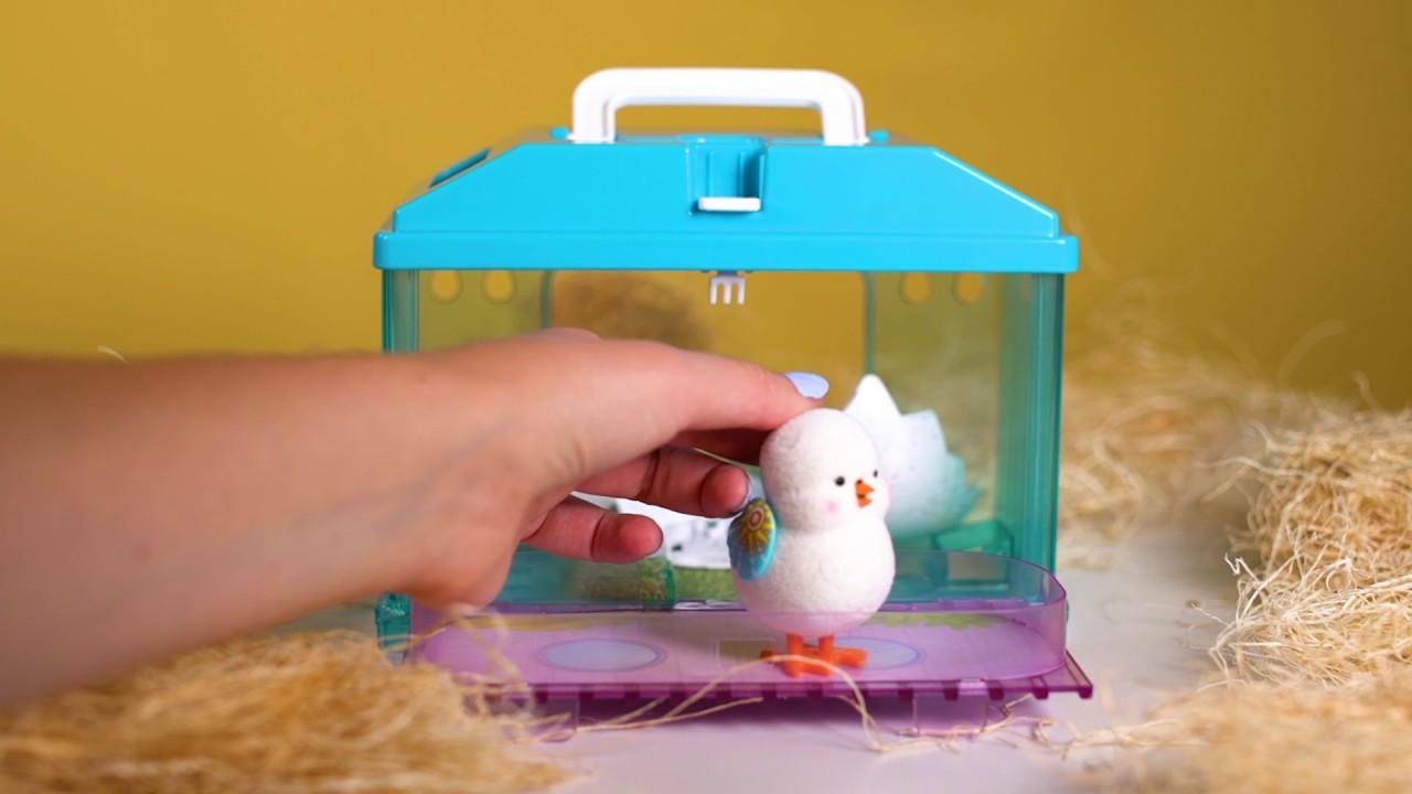 Little Live Pets Surprise Chick | Demo Video