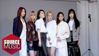 [Special Clips] Cosmopolitan Shooting Behind -  GFRIEND (여자친…