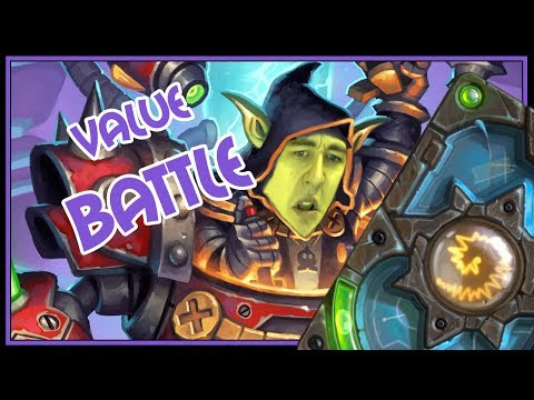 Dr.Boom vs Rexxar - ultimate value battle! | Odd warrior | The Boomsday Project | Hearthstone