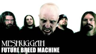 DrumTracksTv - Meshuggah - Future Breed Machine - Guitar / Bass Backing Track - Drums only