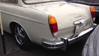 VWタイプⅢノッチバック エンジン動画