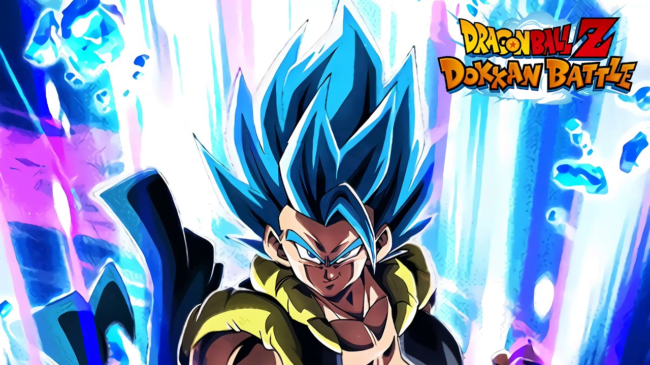 Dragon Ball Z Dokkan Battle Lr Gogeta Blue Ost Extended Youtube Might still do vegito eventually but honestly i'll save the next one. dragon ball z dokkan battle lr gogeta blue ost extended