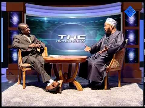 THE INTERVIEW host Malik Jones of GAMBIA  with Dr. Bilal Philips
