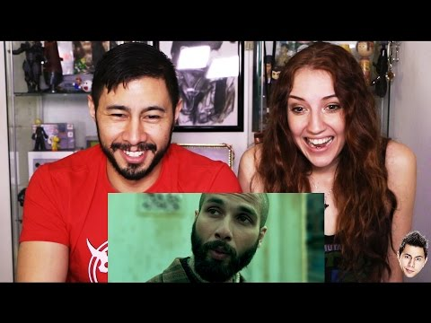 HAIDER trailer reaction review by Jaby & Hope Jaymes!