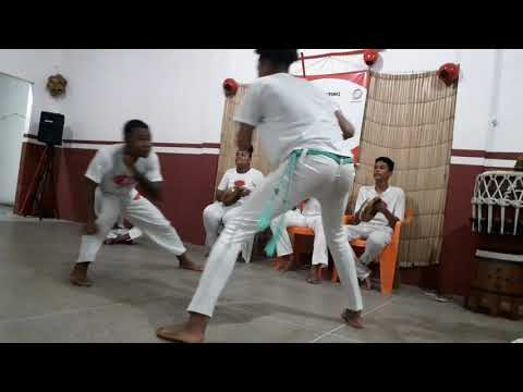 Associação de capoeira tradição da Bahia feira de Santana Bahia(5)