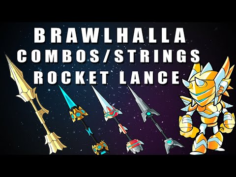 ROCKET LANCE COMBOS/STRINGS - Brawlhalla Guide