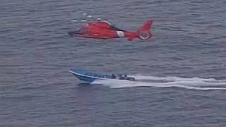 Coast Guard interdicts more than 700 lbs of cocaine from suspected drug smugglers